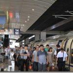 Schnelle Züge in China