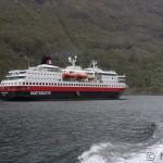 Hurtigruten Schiffsreise Norwegen von Bergen nach Kirkenes im Mai 2012