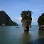 Ausflug in die Phang Nga Bucht (James Bond Felsen)
