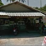 Thailändische Nudelsuppe bei Nai Harn