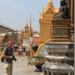 Blogstöckchen–3 Dinge auf meinen Reisen