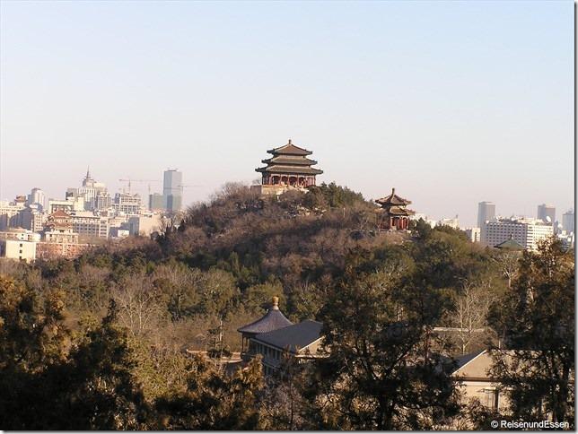 Beijing - Kohlehügel