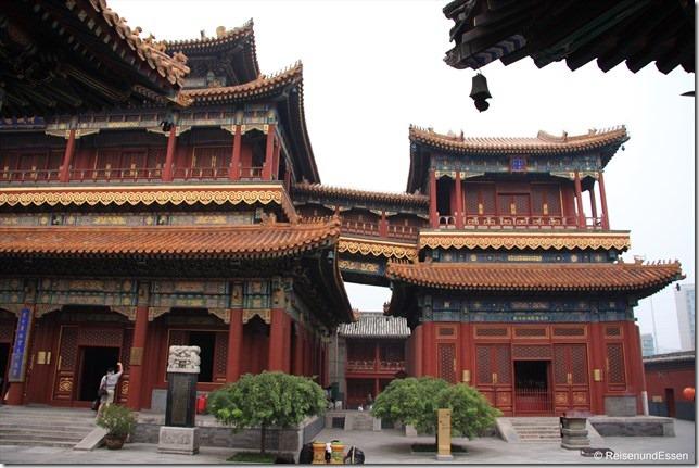 Beijing - Lamatempel