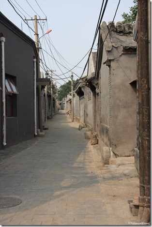 Beijing - Hutong