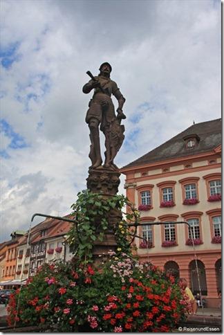Gengenbach - Der Ritter