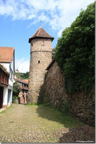 Gengenbach - Stadtmauer
