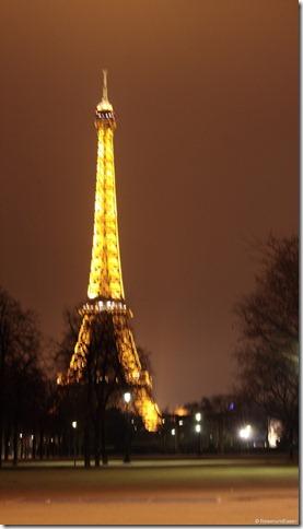 Tour Eifel bei Nacht