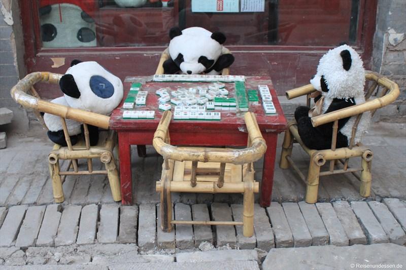 Mahjong - Wer möchte mitspielen?