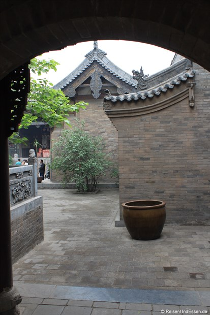 Pingyao - Buddhistischer Tempel mit Innenhöfen