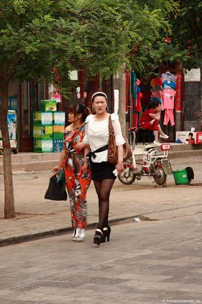Pingyao - Fashion in der Altstadt