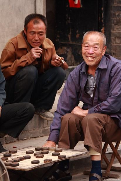 Pingyao - Der glückliche Sieger bei Xiangqi (Chinesisches Schach)