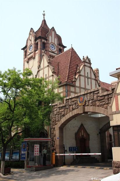 Qingdao - Haus im deutschen Stil