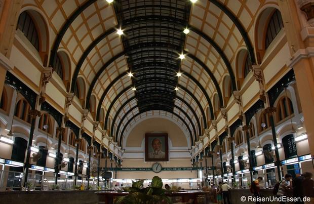 Saigon - Post aus französischer Kolonialzeit
