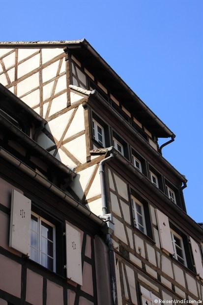 Colmar - Fachwerkaus in der Altstadt