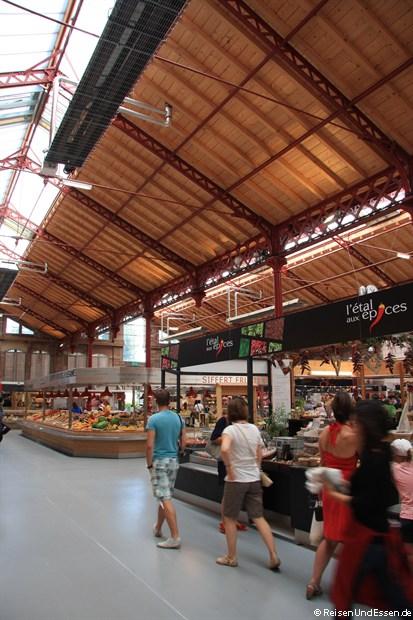 Colmar - In der Markthalle