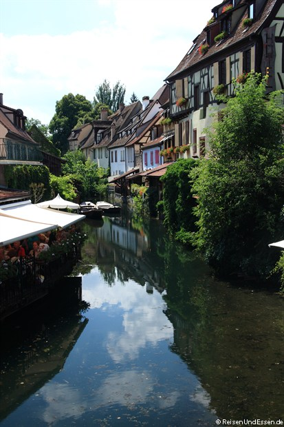 Colmar - Petit Venice mit Fischereiviertel