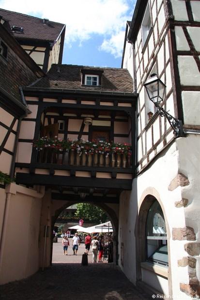 Colmar - In der Altstadt