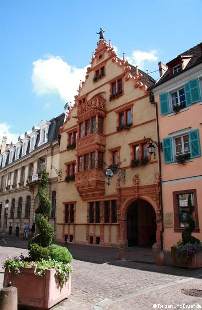 Colmar - Maison des Tetes