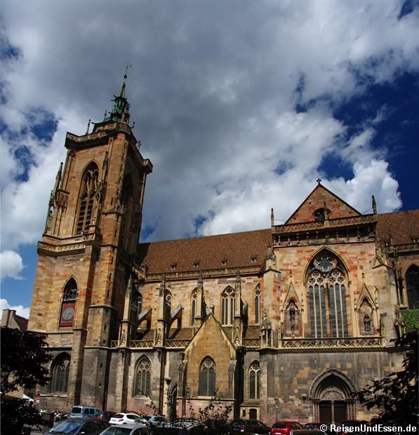 Colmar - Münster