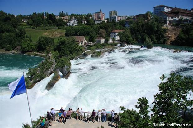 Schweiz - Rheinfall
