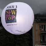 Eventhopping beim SWR3 New Pop Festival