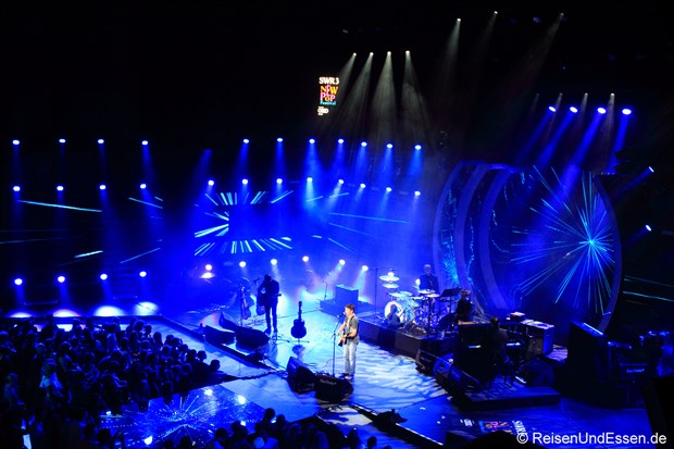 James Blunt beim SWR3 New Pop Special