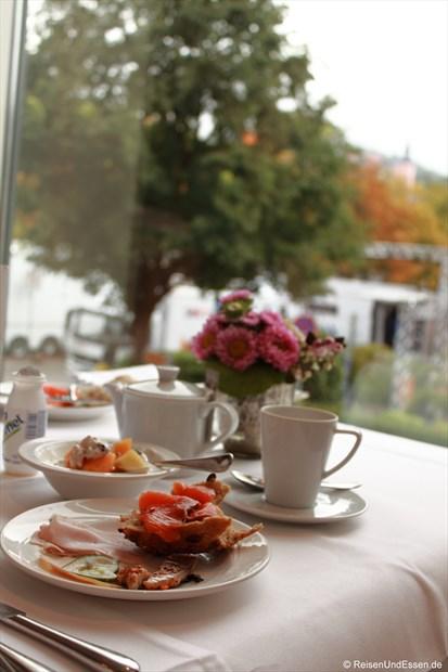Frühstück im Dorint Maison Messmer