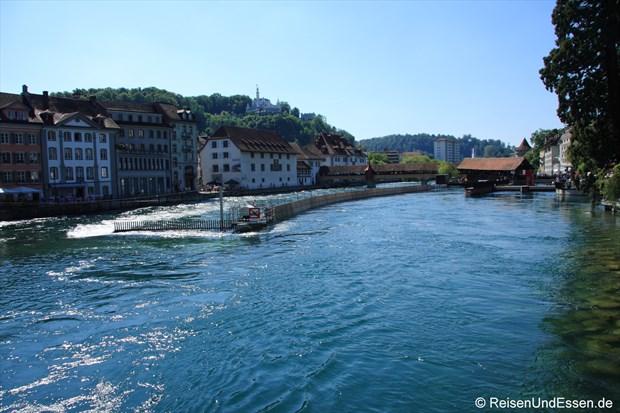 Luzern - Nadelwehr