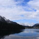 Zimmer mit Aussicht in St. Moritz