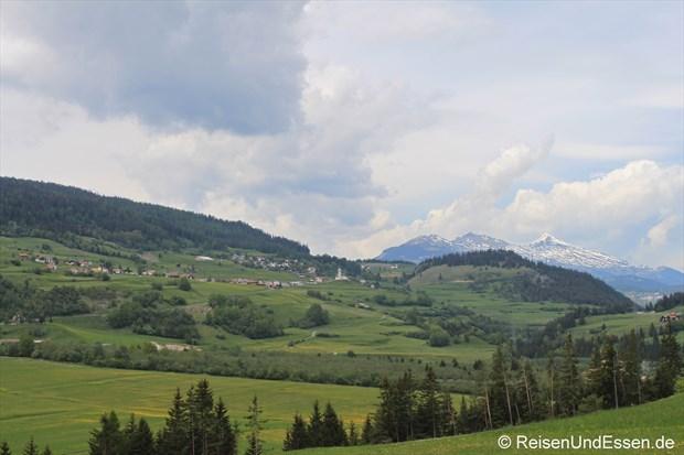 Schweiz - Julierstrasse