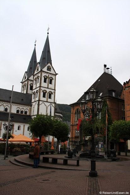 Katholische Pfarrkirche St. Severus in Boppard