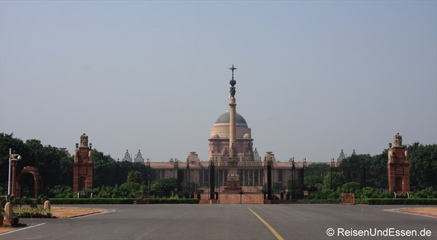 Präsidentenpalast (Rashtrapati Bhavan)