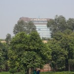 Das 5-Sterne-Hotel Le Meridien in Delhi