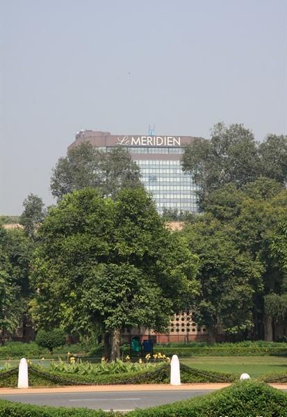 Hotel Le Meridien Delhi