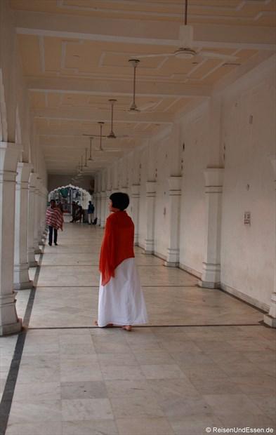 Arkaden zum Sikh-Tempel