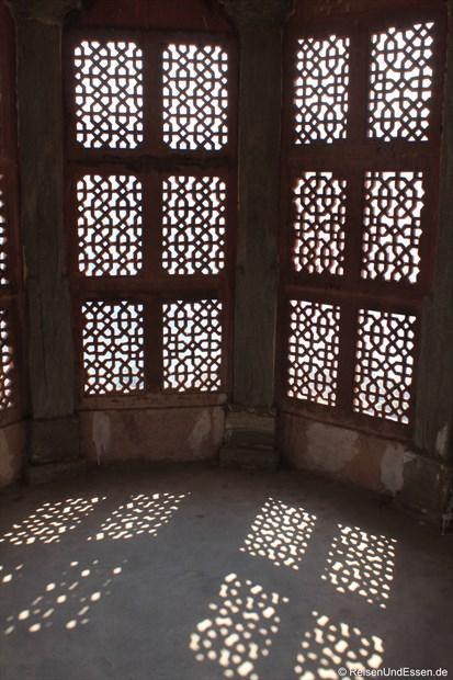 Lichtspiele durch die Fenster