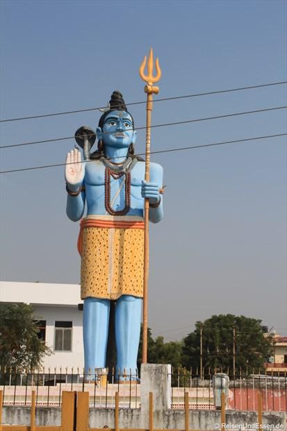 Götterstatute der Hindu