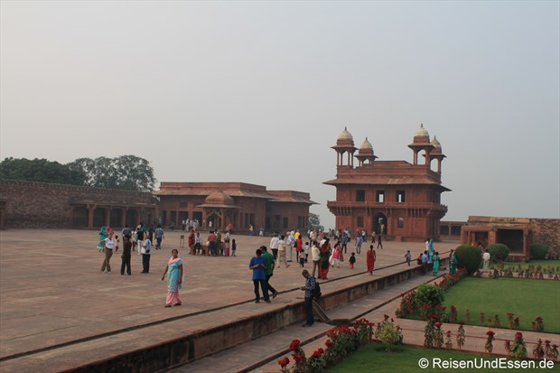 Audienzhalle in Fatehpur Sikri