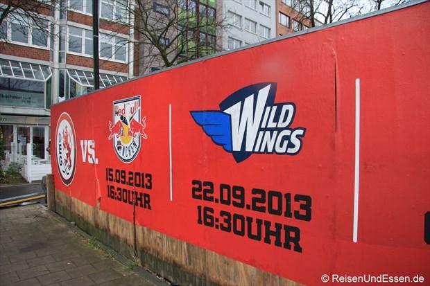 WildWings beim Graf-Adolf-Platz