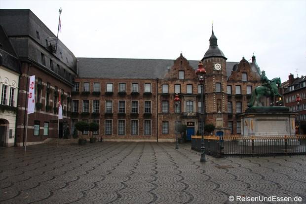 Marktplatz in Düsseldorf