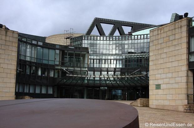 Der Landtag von Nordrhein-Westfalen