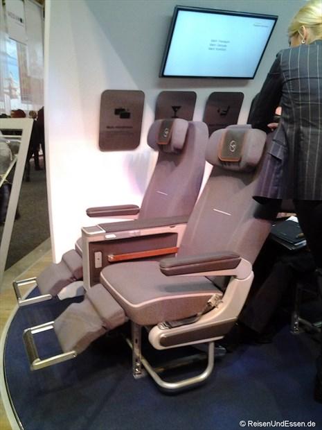 Premium Economy von Lufthansa