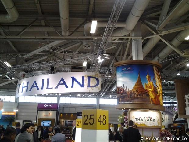Thailand auf der ITB 2014