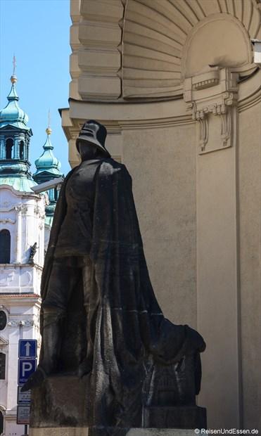 Darth Vader in Prag