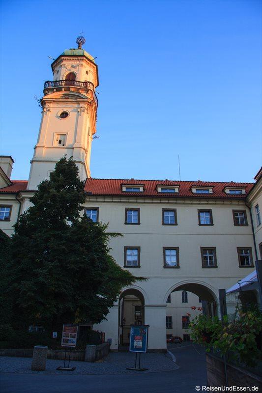Clementinum in Prag