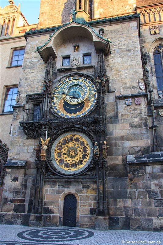 Astronomische Uhr am Prager Rathaus