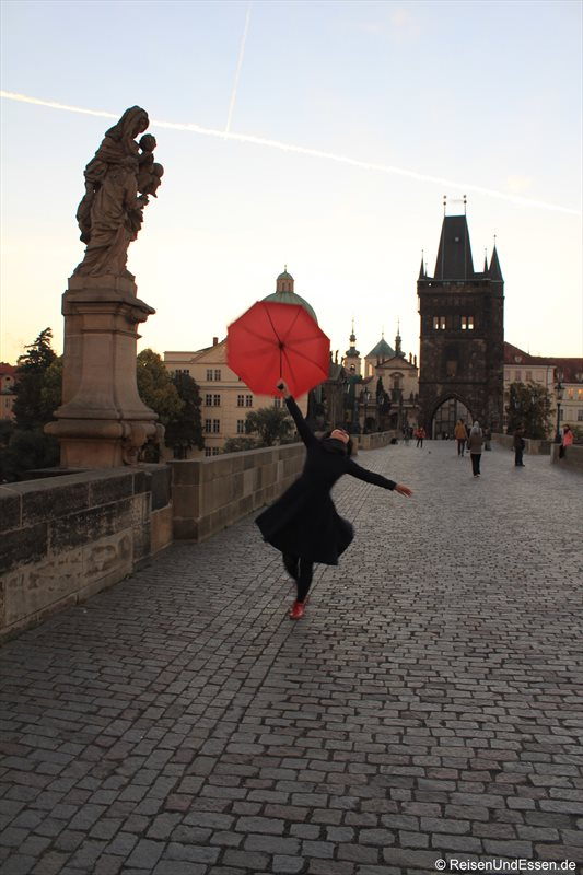 Tanz auf der Karlsbrücke