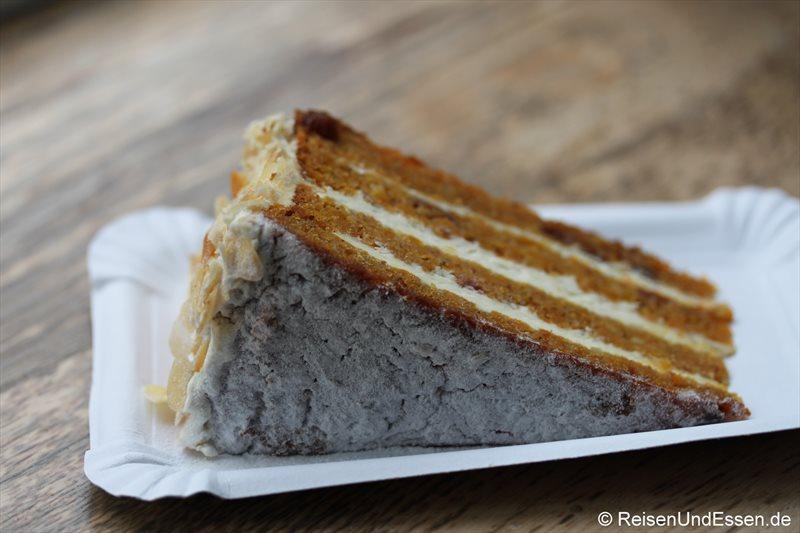 Kuchenstück in Prag