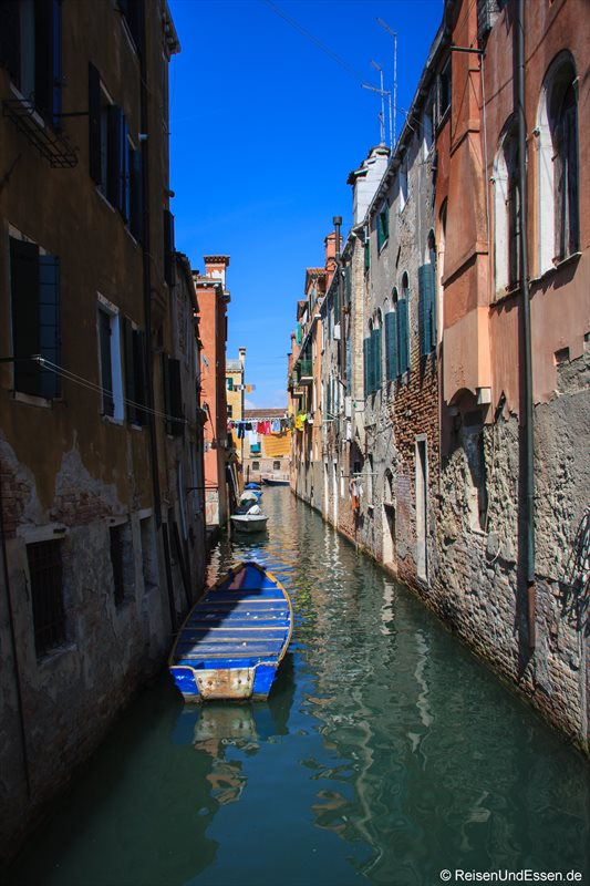 Venedig 955r Kanal Venedig