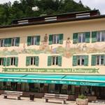 Geschäft in Berchtesgaden